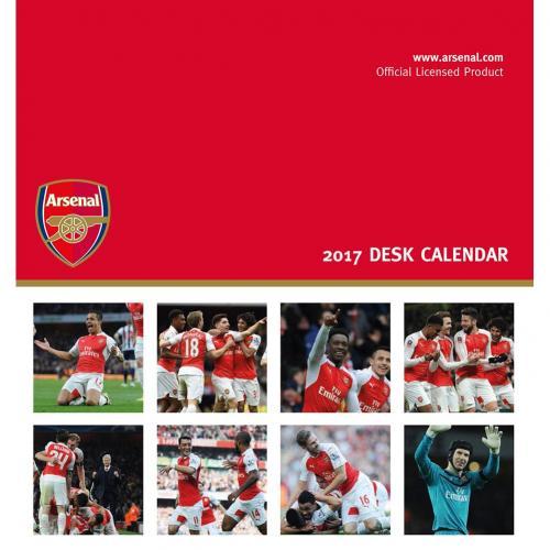 Calendario Arsenal.Calendario 2017 Arsenal F C