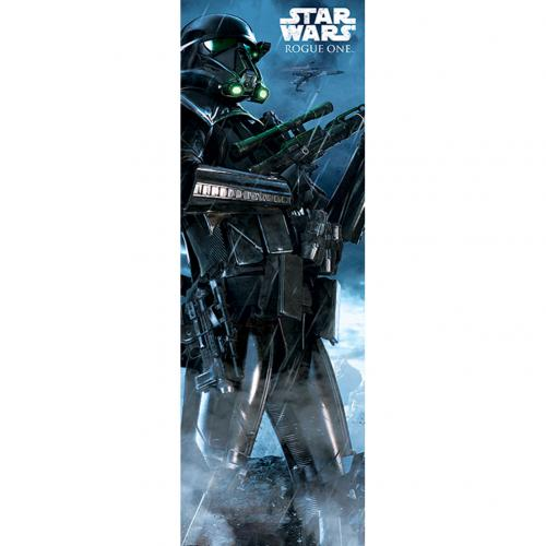 Póster Star Wars Rogue One Death Trooper
