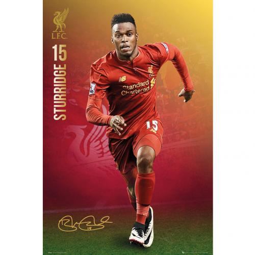 Poster Liverpool FC 237377