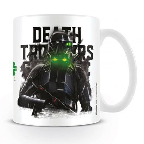 Caneca Star Wars Rogue One Death Trooper