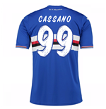 Camiseta Sampdoria 2016-2017 Home