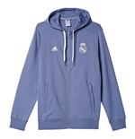 Moletom Real Madrid 2016-2017 (Roxo)