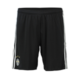 Shorts Juventus 2016-2017 Home (Preto)
