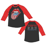 Camiseta manga comprida The Rolling Stones 237735