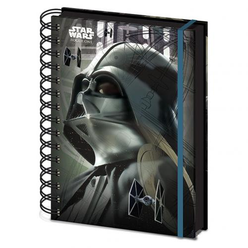 Agenda Star Wars Rogue One A5 Darth Vader