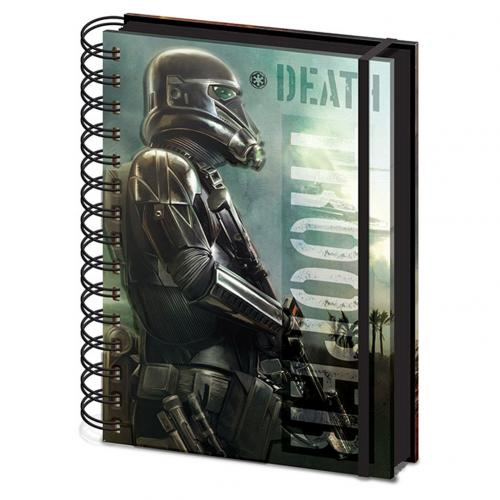 Agenda Star Wars Rogue One Death Trooper A5