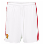 Shorts Manchester United FC 2016-2017 Home (Branco)