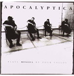 Vinil Apocalyptica - Plays Metallica By Four Cellos (Remastered 20th Anniversary) (2 Lp+Cd)