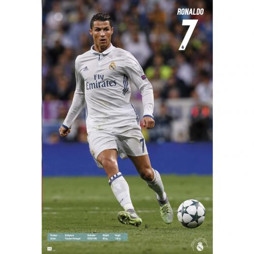Póster Real Madrid Ronaldo 46