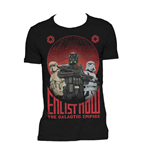 Camiseta Star Wars 238437