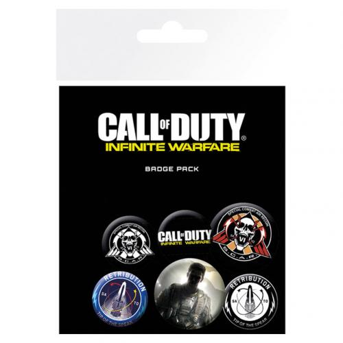 Pack Chapinhas Call Of Duty Infinite Warfare