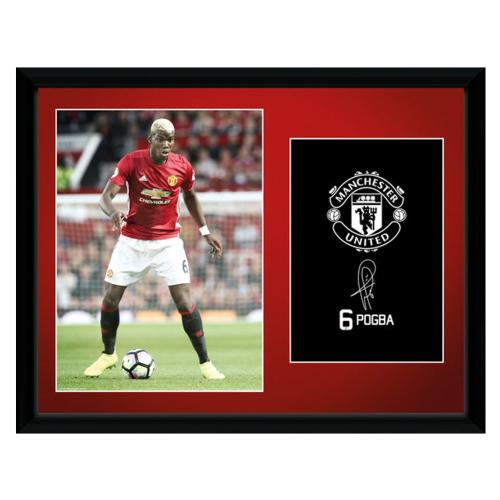Poster Manchester United FC 238542