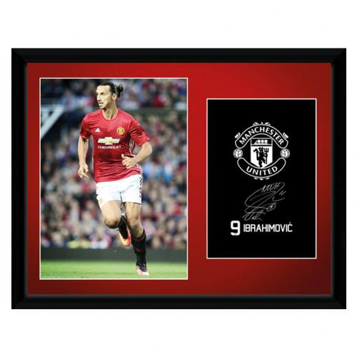Poster Manchester United FC 238543