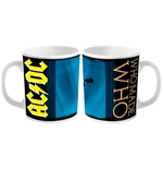 Caneca AC/DC Who Made Who