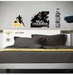 Vinil decorativo para parede Real Madrid 238629