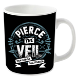Caneca Pierce the Veil 238636