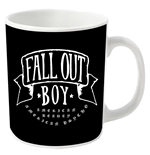 Caneca Fall Out Boy American Beauty