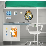 Vinil decorativo para parede Real Madrid 238653