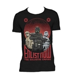 Camiseta Star Wars 238656
