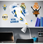 Vinil decorativo para parede Real Madrid 238660