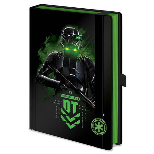 Agenda Star Wars Rogue One Premium Death Trooper A5