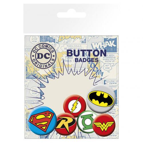 Broche DC Comics Superheroes 238693