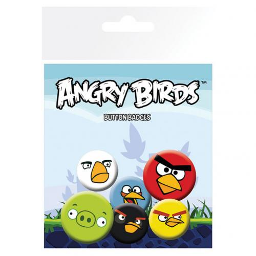 Broche Angry Birds 238698