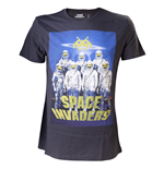 Camiseta Space Invaders 239205
