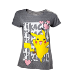 Camiseta Pokémon - Pikachu love