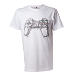 Camiseta PlayStation Controller
