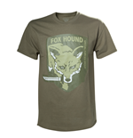 Camiseta Metal Gear 239498