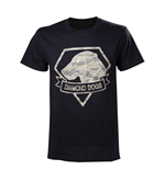 Camiseta Metal Gear 239500