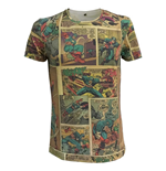 Camiseta Marvel Superheroes 239540