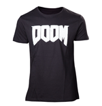 Camiseta Doom - Next Gen Logo