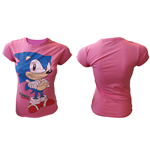 Camiseta Sonic the Hedgehog 240268