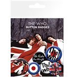 Broche The Who 240366