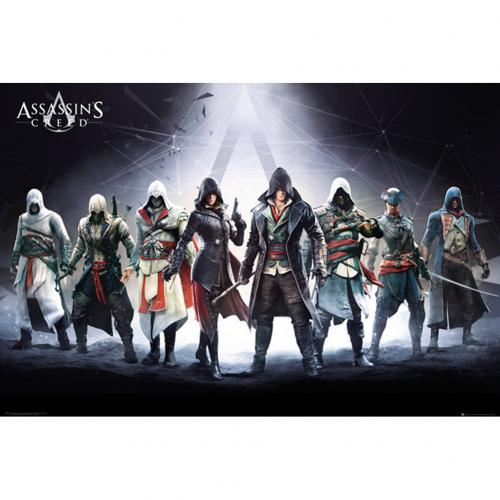 Poster Assassins Creed 240375