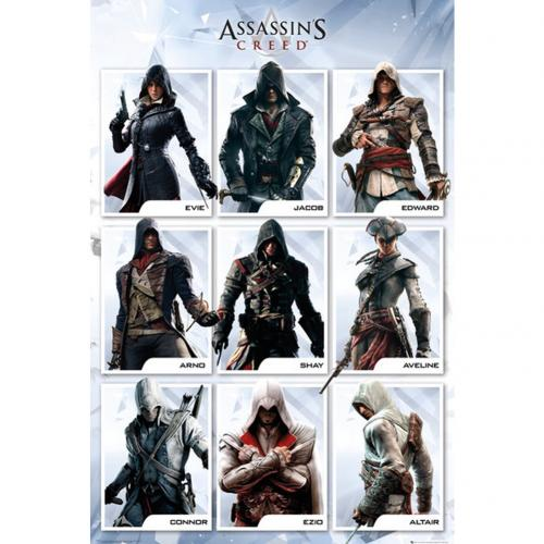 Poster Assassins Creed 240376