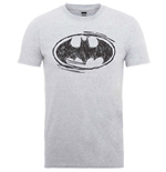 Camiseta Dc Comics - Batman Sketch Logo