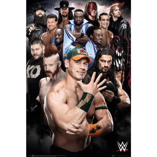 Poster WWE 240494