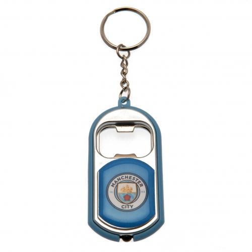 Chaveiro Manchester City FC