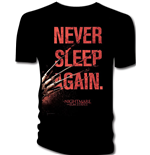 Camiseta Nightmare On Elm Street 240697