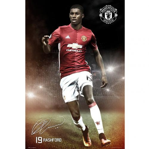 Poster Manchester United FC 241142