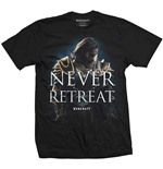 Camiseta World of Warcraft de homem - Design: Never Retreat