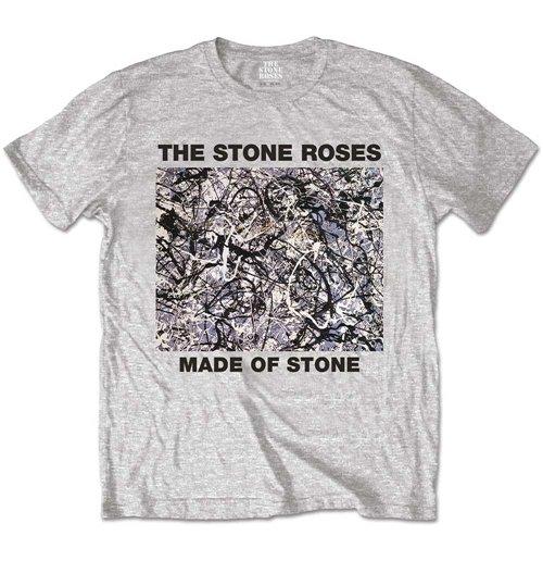camiseta stone roses made of stone original compra online em oferta