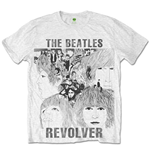 Camiseta The Beatles Revolver