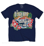Camiseta The Beach Boys Surfin USA Tropical