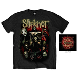 Camiseta Slipknot Come Play Dying
