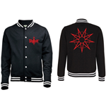 Jaqueta Slipknot Logo & 9 Point Star