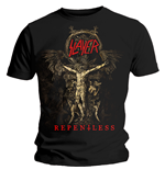 Camiseta Slayer Cruciform Skeletal